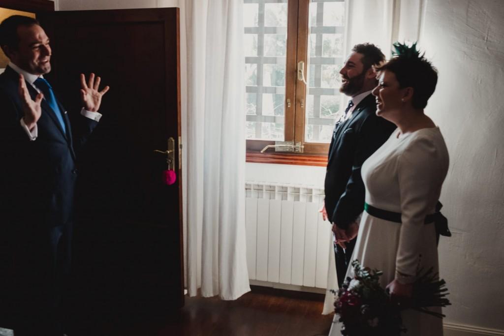 foto previo boda