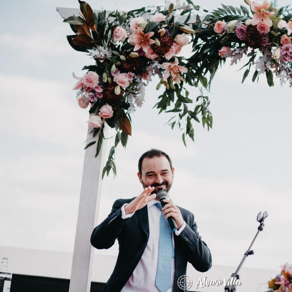 foto boda en aura